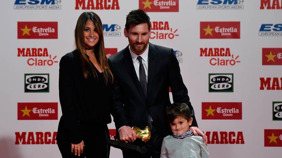 Razón por la qué el tercer hijo de Messi se llamará Ciro
