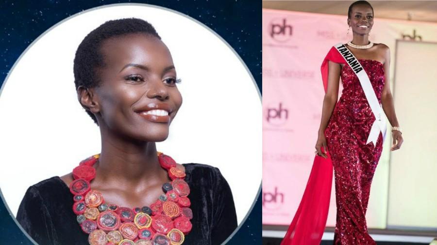 Fotos: Miss Tanzania, centro de burlas en redes por traje típico ...