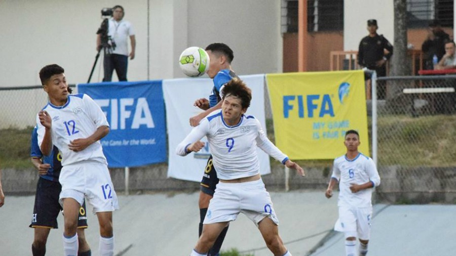 Sub-16: Campeonato Centroamericano - El Salvador 2017. Sub163