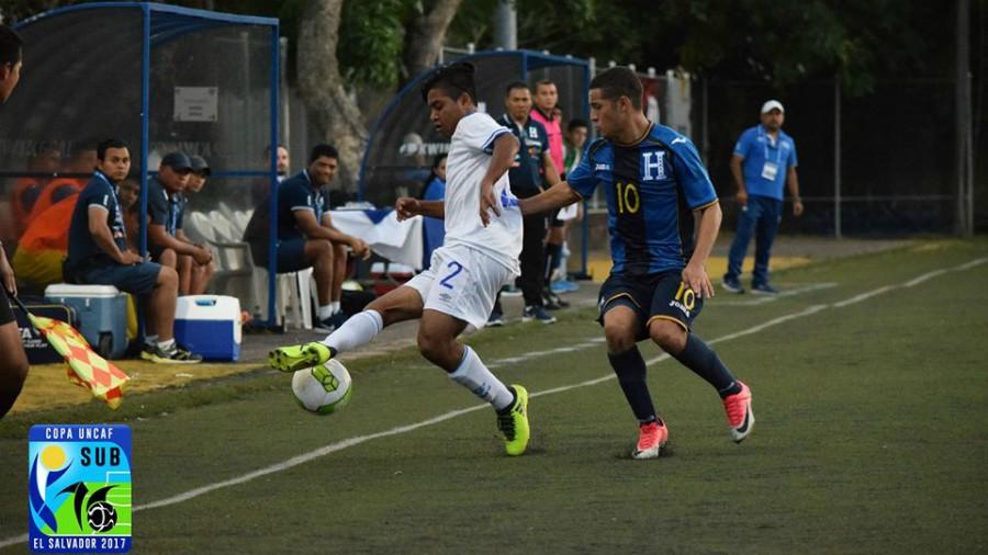 Sub-16: Campeonato Centroamericano - El Salvador 2017. Sub164
