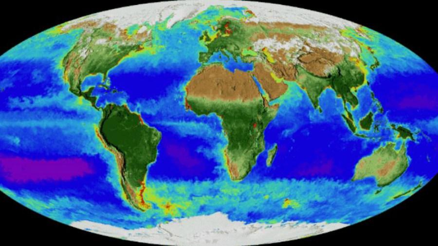 Mirá cómo fueron los últimos 20 años de la Tierra — Video impactante