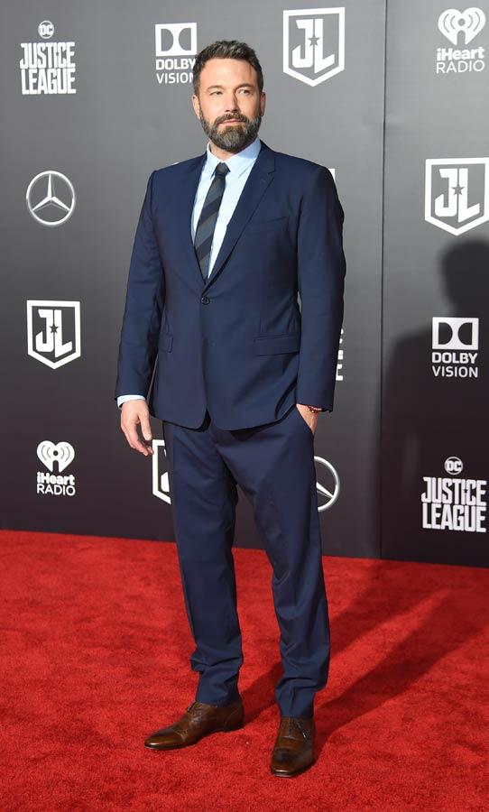 Film premiere: Justice League