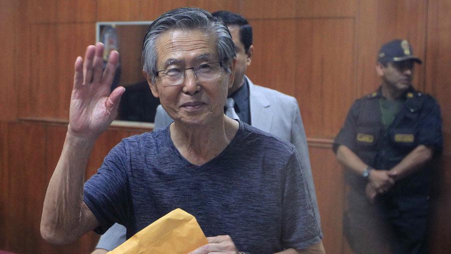 Otra jornada de protesta contra el indulto a Fujimori — Vídeo