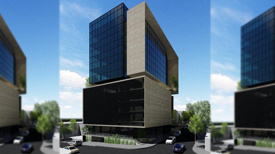Resultado de imagen para edificios para oficinas