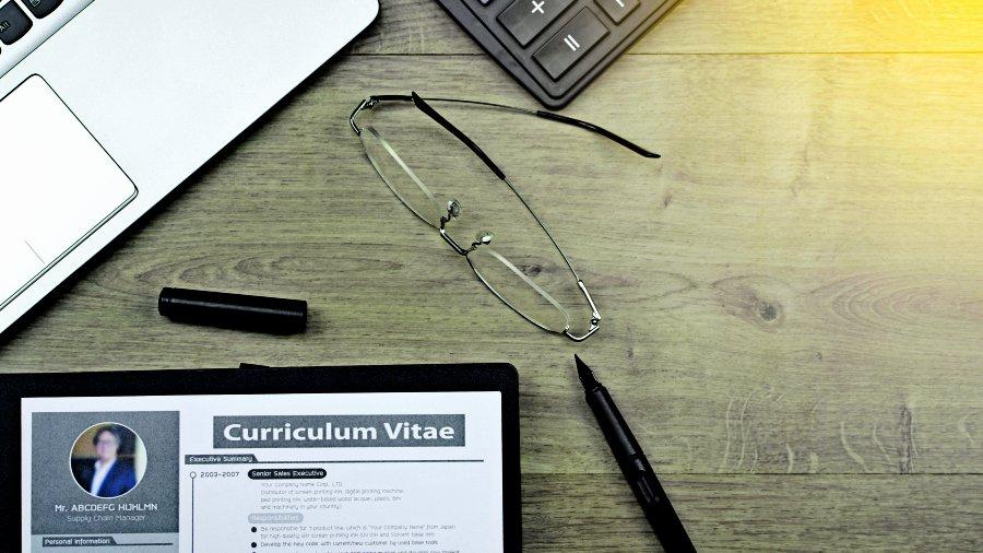 Guía para actualizar tu currículo | elsalvador.com