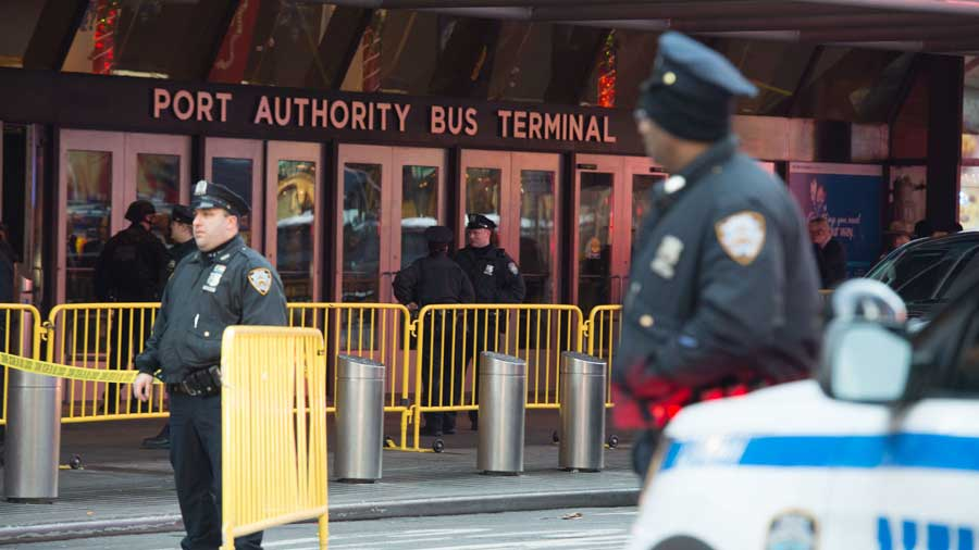 Cuatro heridos y un detenido tras una explosión en Manhattan