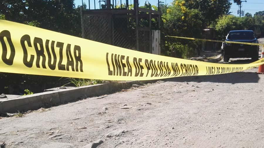 Joven es asesinado en Soyapango