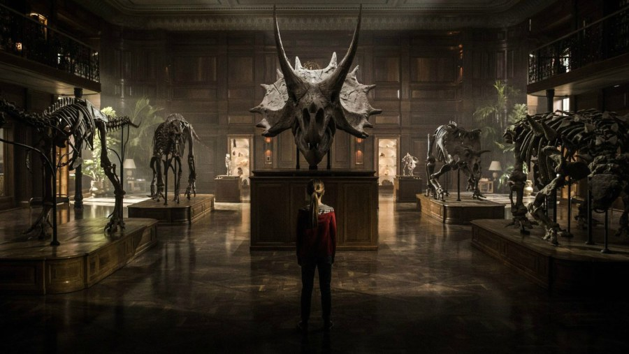 Lanzan el trailer de 'Jurassic World: Fallen Kingdom'