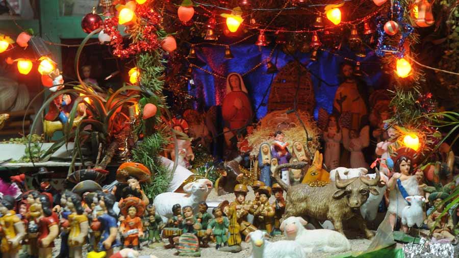 4b791818be4 El nacimiento navideño con más de 200 piezas en Ataco