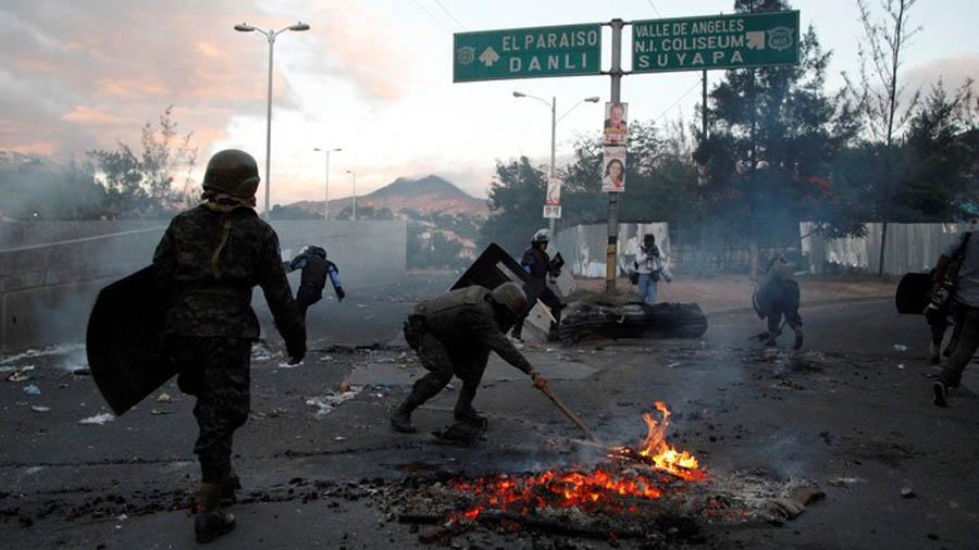 Protestas-Honduras-1