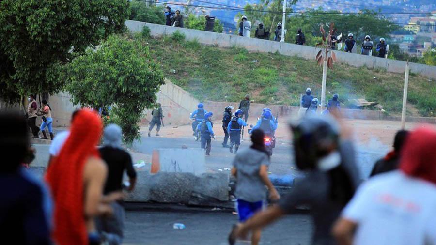 Protestas-Honduras-2