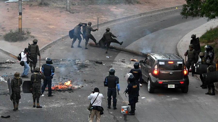 Protestas-Honduras-4