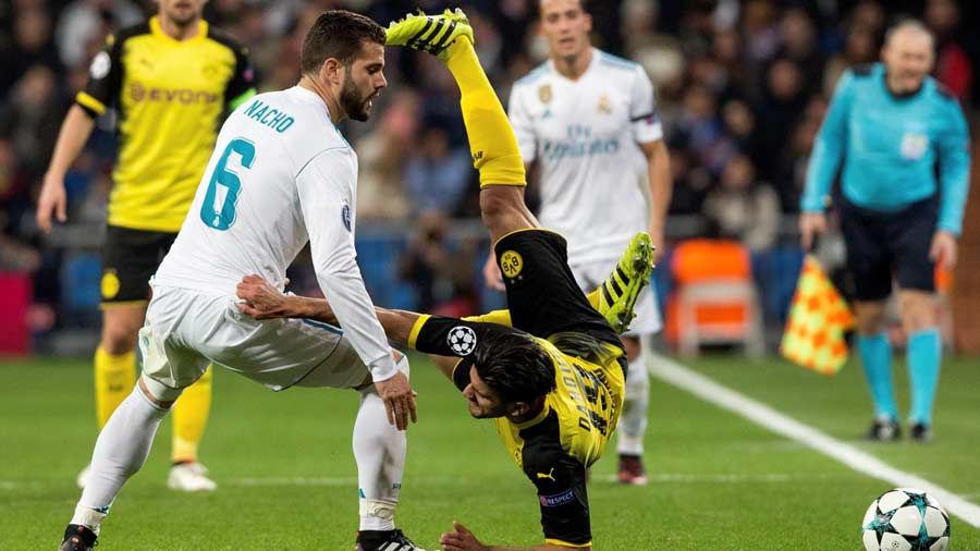 Real Madrid - Borussia Dortmund