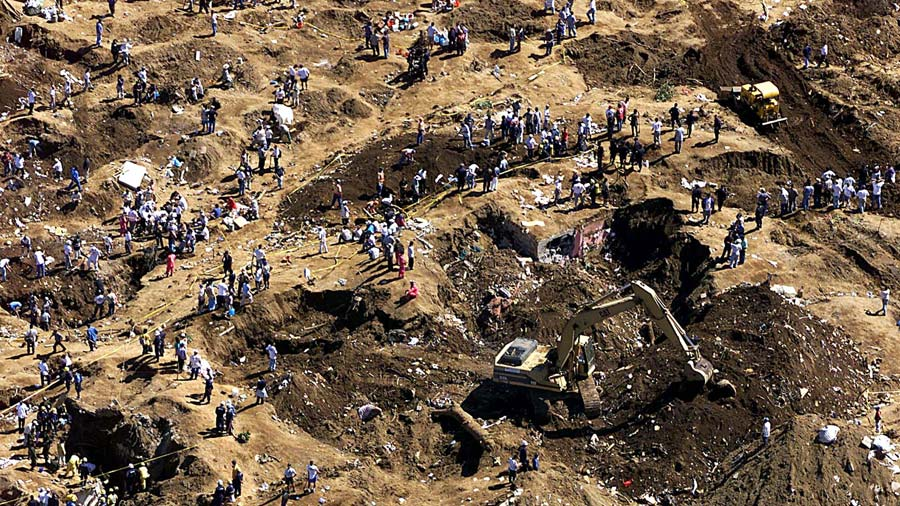 EL SALVADOR-EARTHQUAKE 19