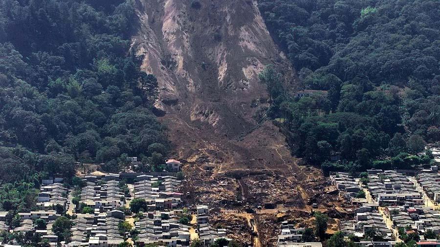 EL SALVADOR-EARTHQUAKE