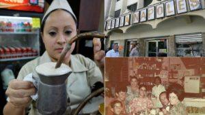 14 imágenes para recordar al Bella Nápoles, el café de intelectuales y poetas del centro de San Salvador