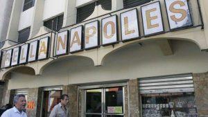 Imágenes para recordar el icónico café Bella Nápoles