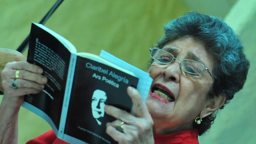 Claribel-Alegria