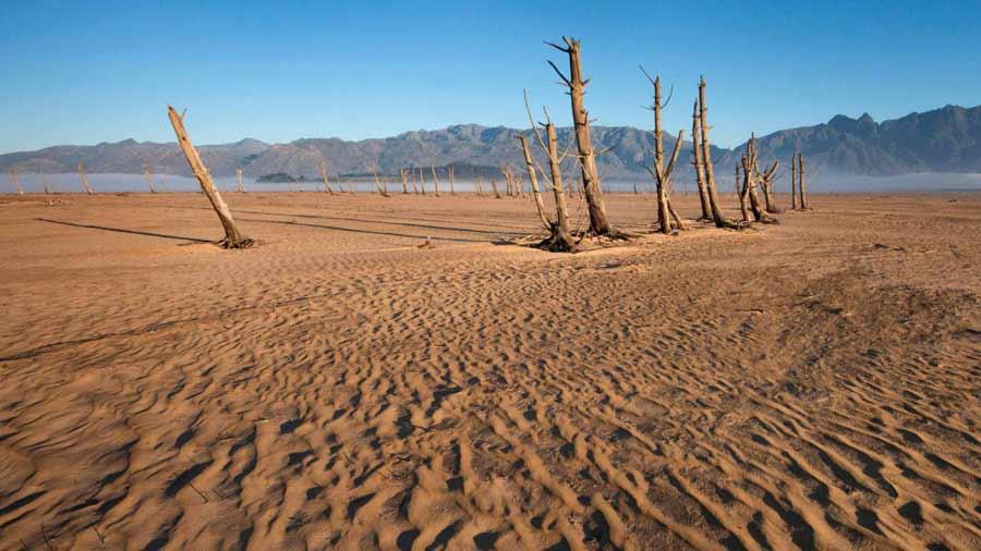 Ciudad se quedará sin agua
