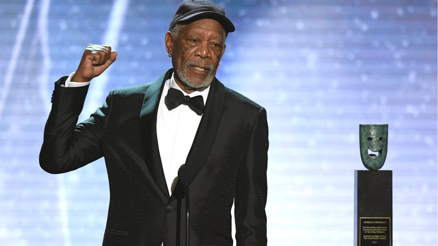 Portal Noticias Veracruz: Morgan Freeman se disculpa tras acusaciones de acoso sexual