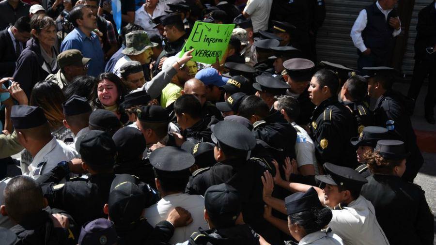 Fiscal: Jimmy Morales no es un aliado contra la corrupción