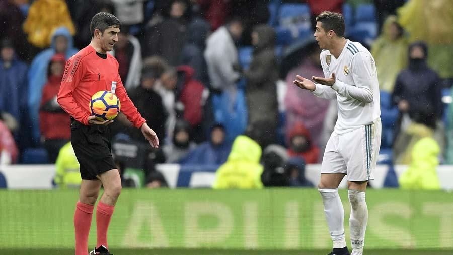 Real Madrid vrs Villareal