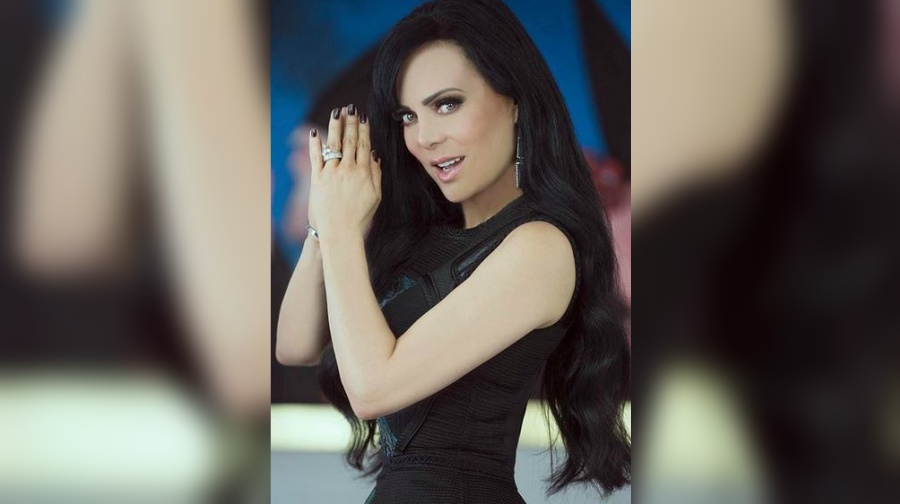 Sorry, Maribel guardia sexy hot situation familiar