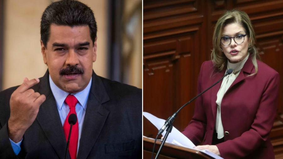 Venezolanos en Perú se suman a machar contra Nicolás Maduro