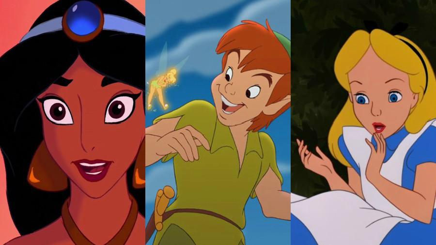 Dibujos Para Colorear De Todos Los Personajes De Disney: Fotos: Los Rostros Que Inspiraron A Crear Famosos