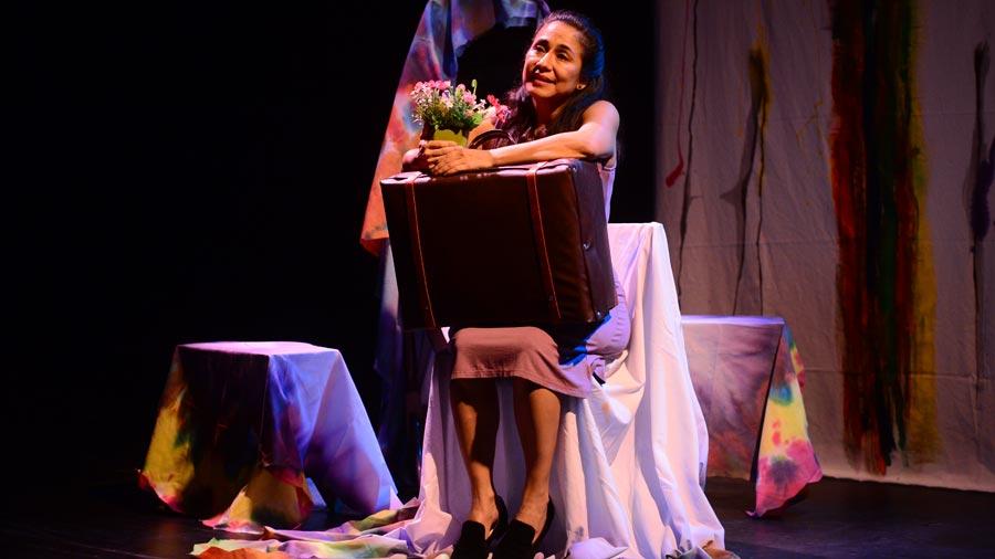 Ensayo Obra Teatro La Huida