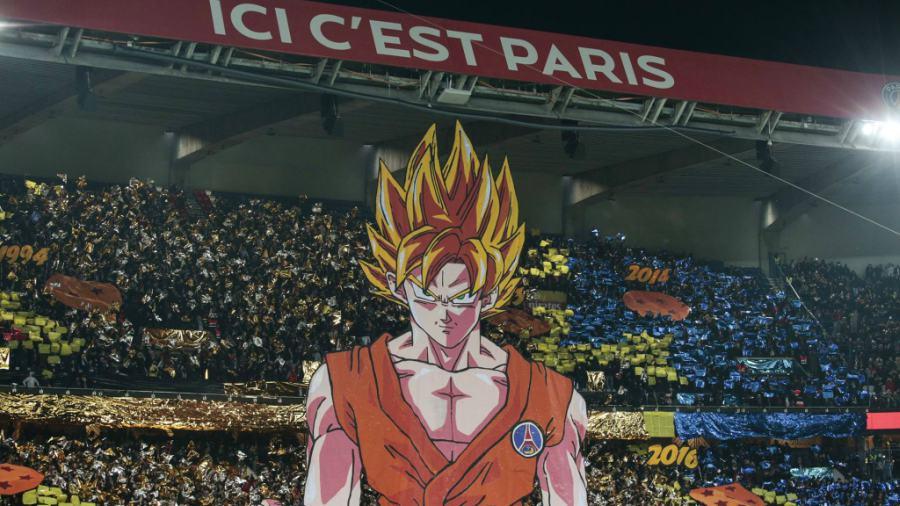Fotos La Insolita Razon Por La Que Goku Aparecio En El Estadio Del Paris Saint Germain Noticias De El Salvador Elsalvador Com
