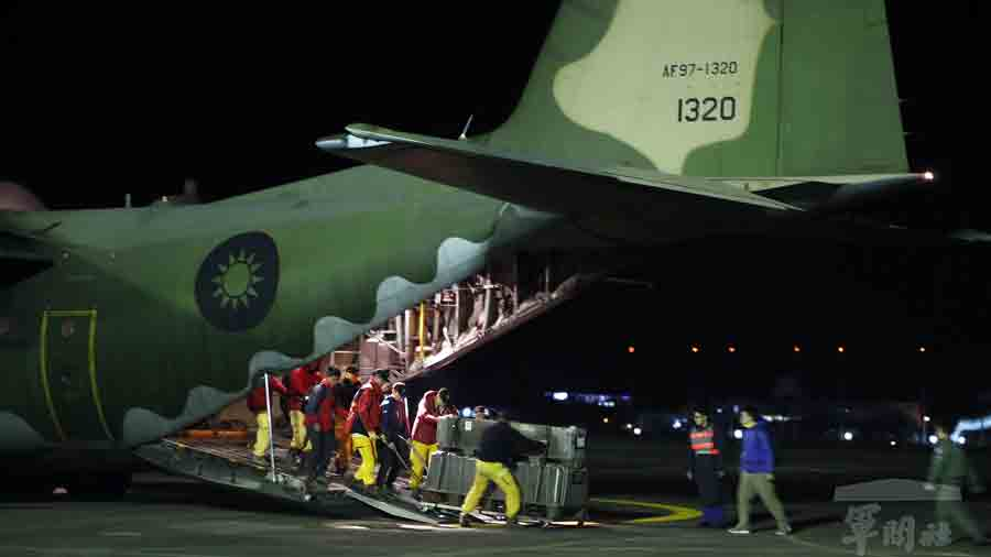Al menos dos muertos y 200 heridos despuÈs del terremoto de magnitud 6 en Hualien