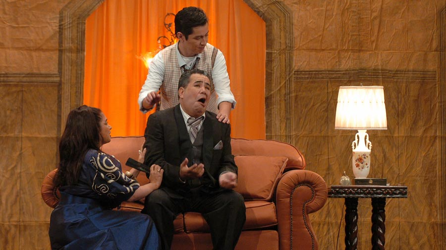 Teatro Hamlet FZ