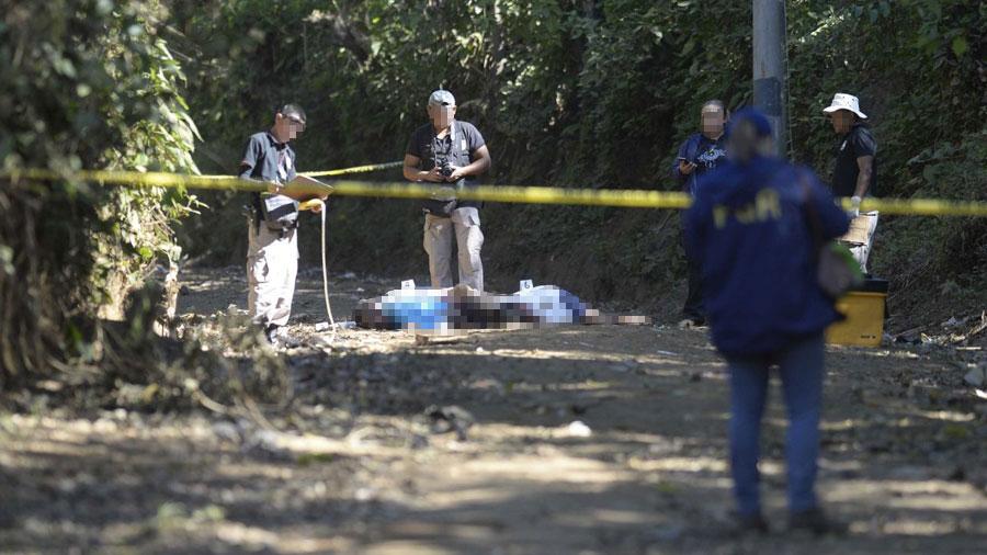 Triple homicidio Izalco