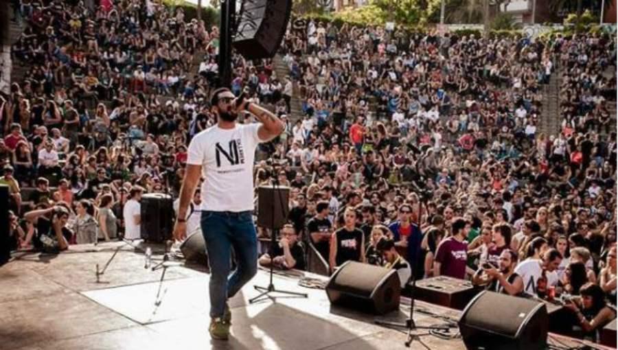 Rapero español condenado a 3 años de cárcel por faltas al Rey