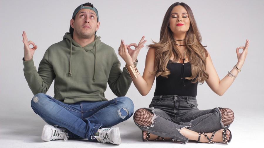 El Papo con Alejandra Acosta, la TV Host junto a quien conducirá el programa de Radio Exa FM