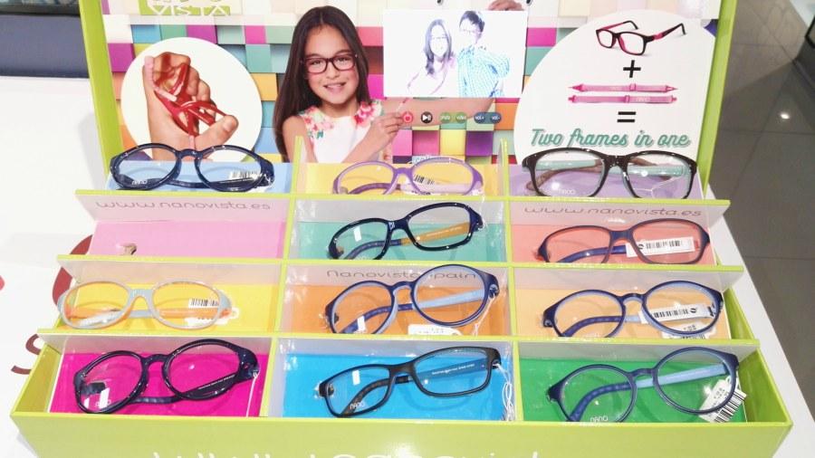 5a8f6c6109 Las nuevas gafas Nano son flexibles, seguras y prácticamente irrompibles,  perfectas para los niños que les gusta jugar sin preocuparse por sus  anteojos.
