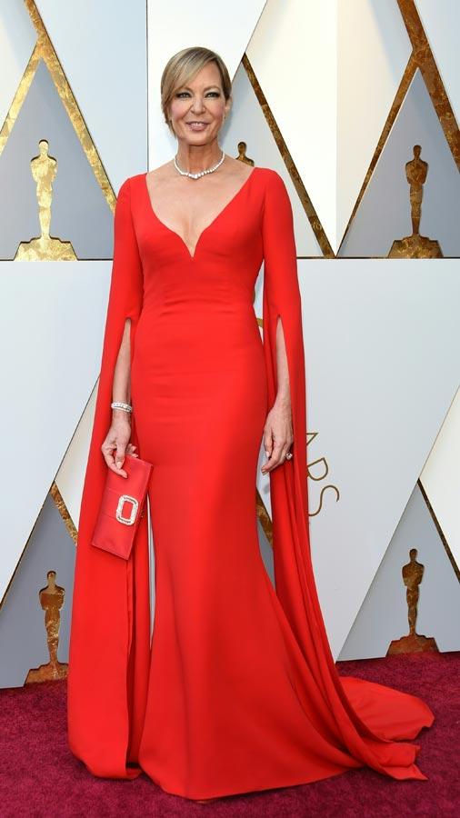 Oscars 2018 Los Mejores Vestidos De La Alfombra Roja