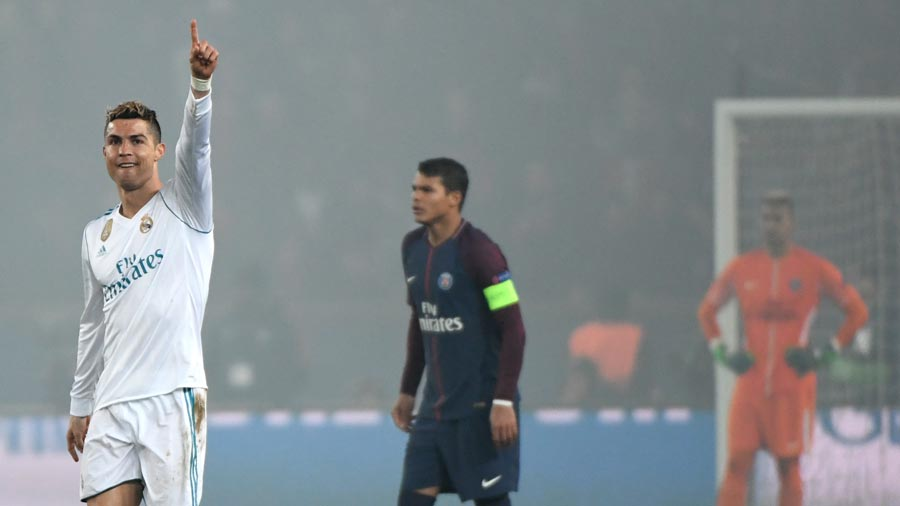 Gol REAL MADRID