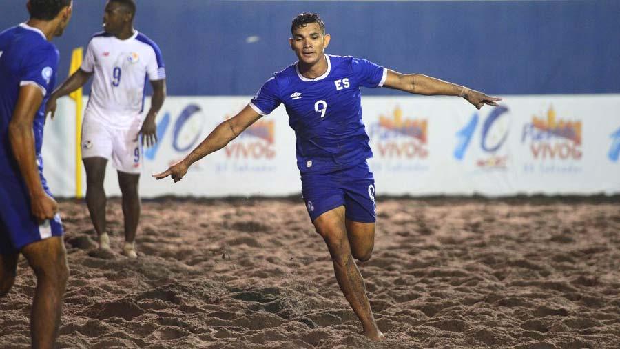 UNCAF 2018: El Salvador 6 Panama 2. Guerreros-de-playa-10