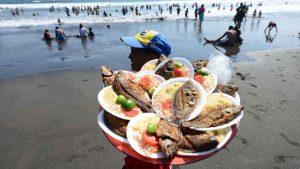 12 platillos que se pueden degustar en las costas salvadoreñas