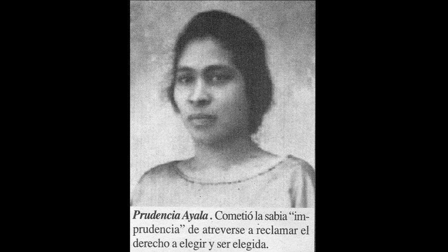 Prudencia-Ayala