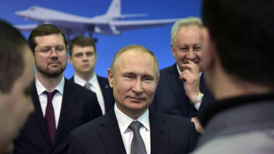 Putin mandó derribar avión