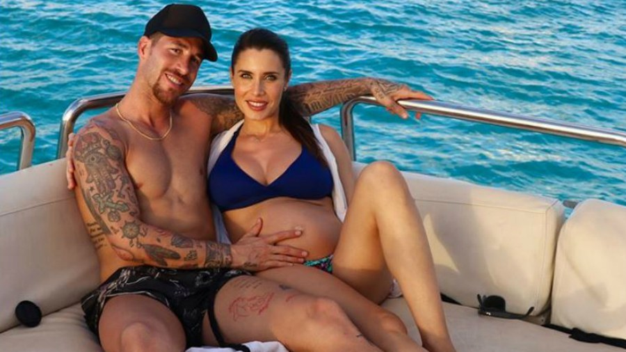 Sergio Ramos es padre por tercera vez