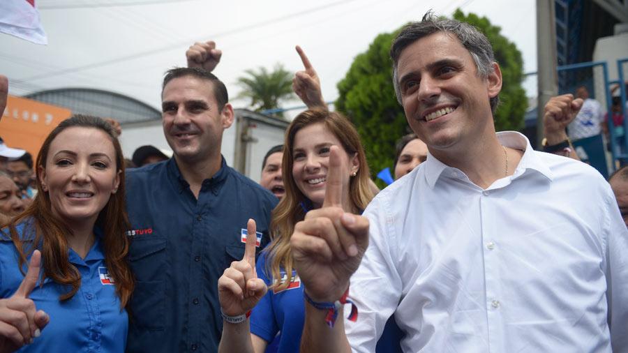 Carlos Calleja elecciones ARENA