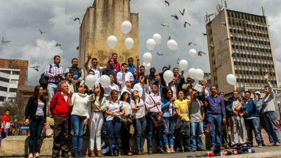 Santos condena asesinato de periodistas ecuatorianos