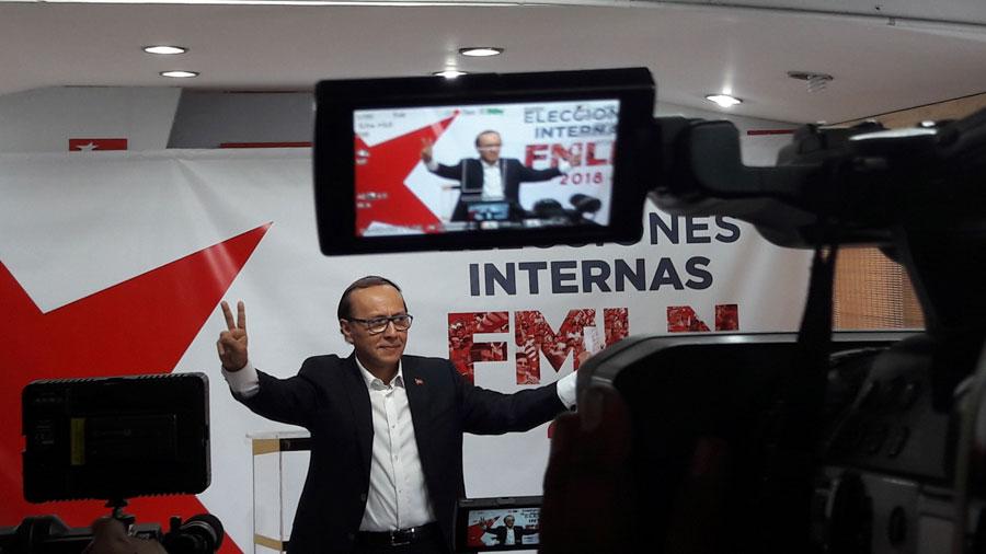 Gerson y Hugo serían únicos precandidatos presidenciales del FMLN