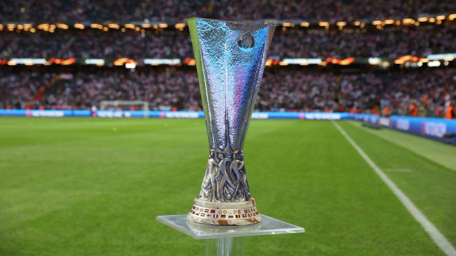 Recuperan trofeo que fue robado en México — UEFA Europa League