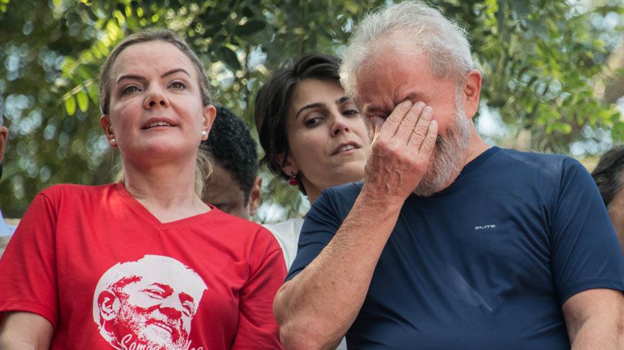 Una corte de apelaciones de Brasil ordena la liberación del expresidente Lula