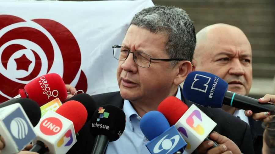 El Presidente condenó el asesinato de los periodistas ecuatorianos